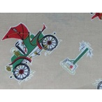 ヴィンテージ布20076-2